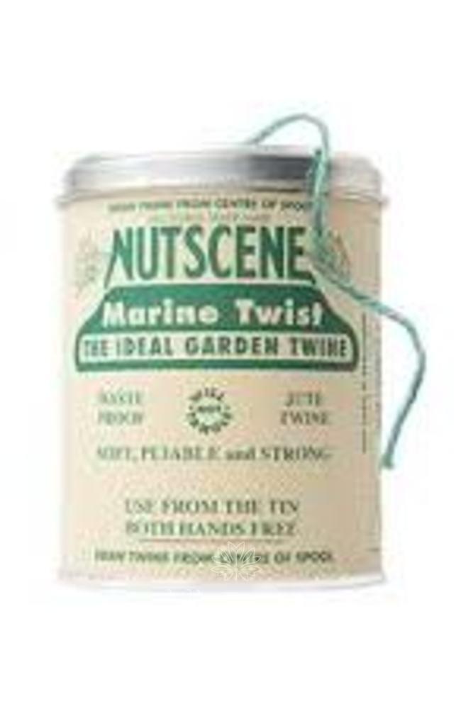 A Big Tin of String - Nutscene Blue