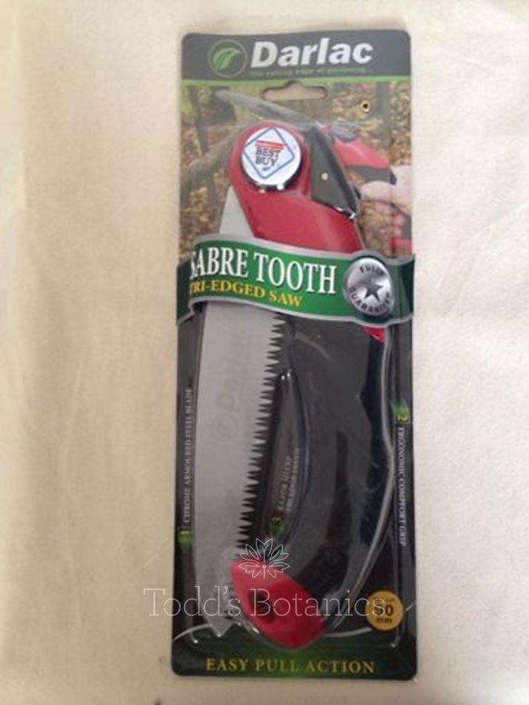 Sabre Tooth Tri Edged Saw